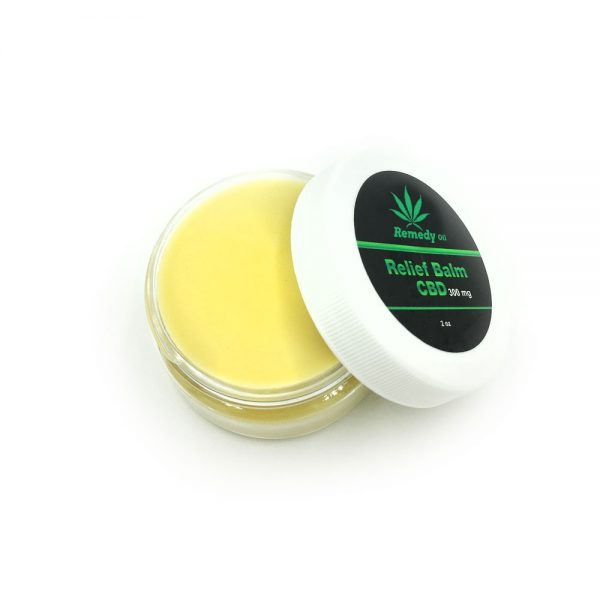Remedy Oil CBD Relief Balm