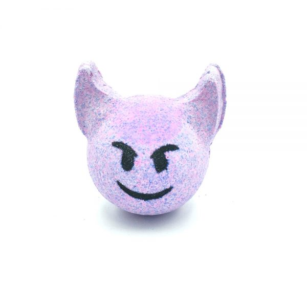 Remedy Purple Demon CBD Bath Bomb