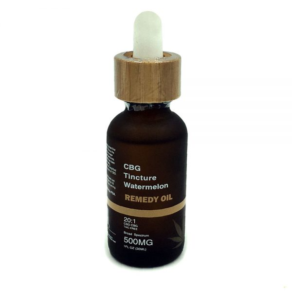 Remedy Watermelon Tincture - 500mg CBD