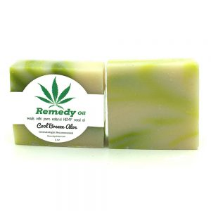 Remedy Cool Breeze Aloe Hemp Seed Oil Soap