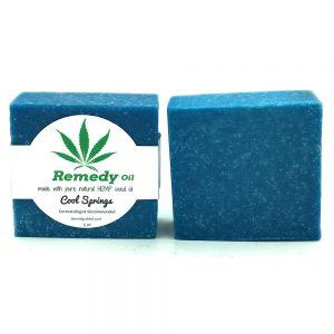 Cool Springs Hemp Seed Oil Soap