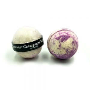 Remedy Lavender Champagne Bath Bomb