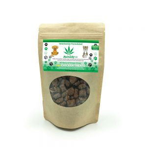 CBD Freeze-Dried Chicken Pet Treats