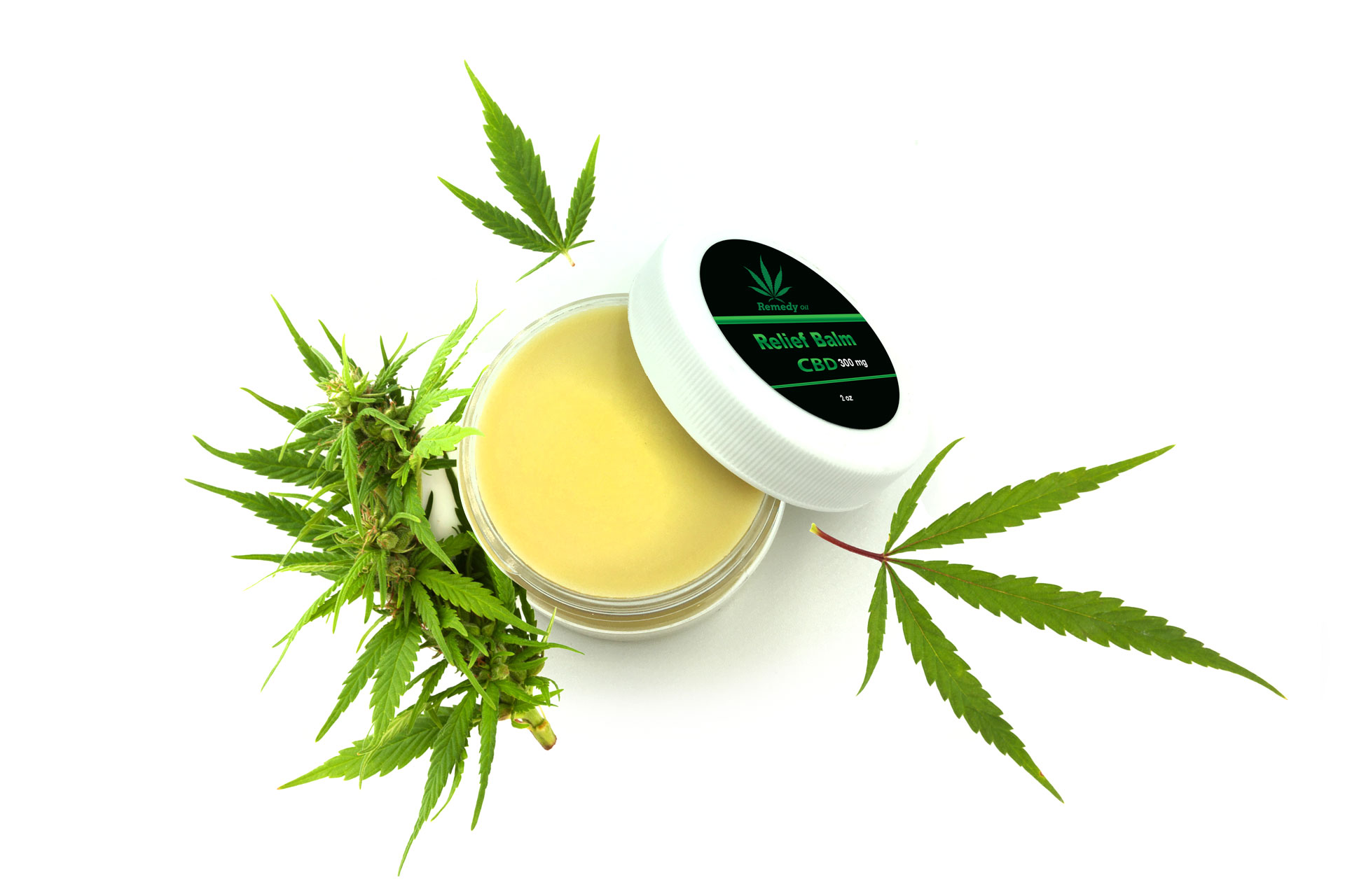 Remedy Relief Balm Slide