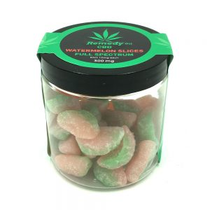 Watermelon Slices Full Spectrum CBD Gummies