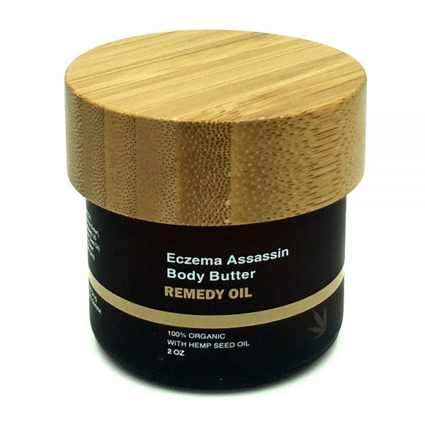 Eczema Assassin Body Butter from Remedy Oil