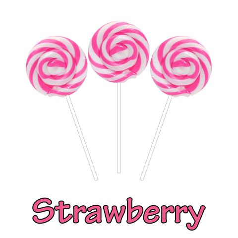 Lollipop Strawberry CBC