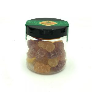 Organic 300 MG CBD Gummies