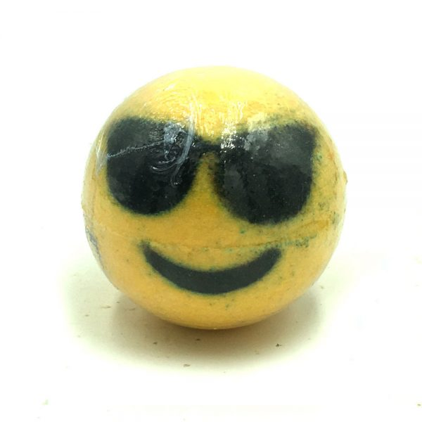 100 MG CBD Citrus Orange Bath Bomb